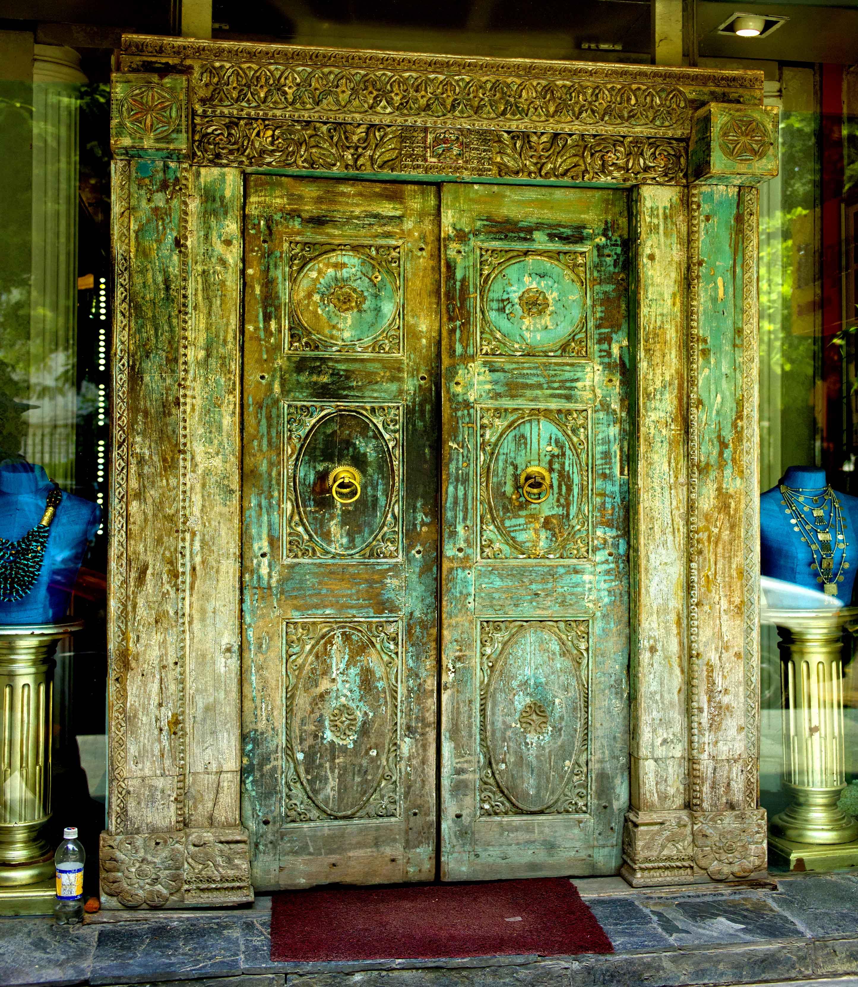 Old Doors Old Doors For Fancy New Shop The Legion Of Door Whores