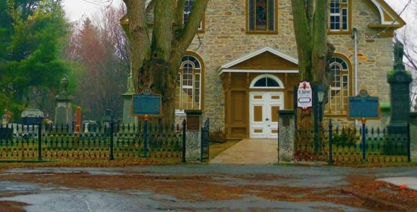 Church in Williamstown Ontario