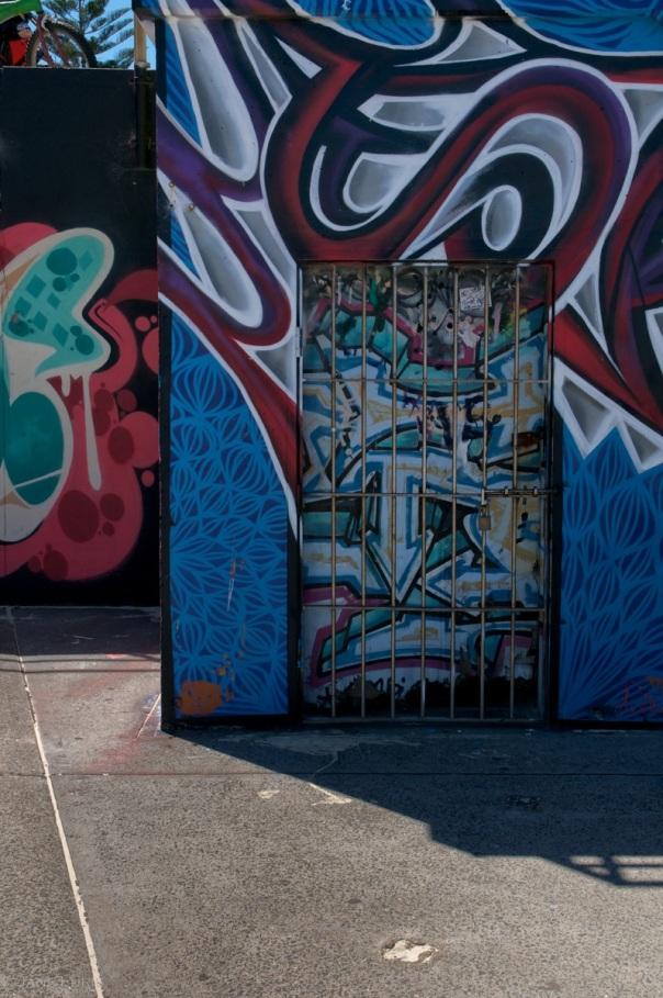 Artful Door, Bondi Beach