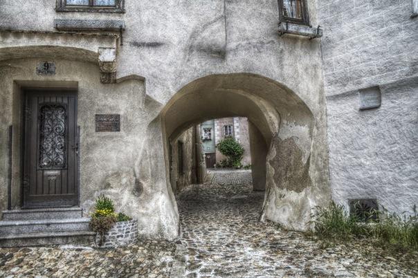 Torbogen in Krems