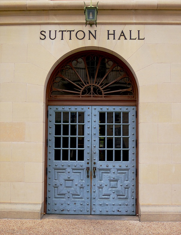 University of Texas, Door, Architecture, Historic