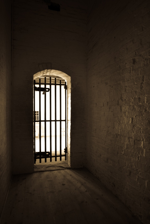 Fort McHenry holding cell -- Baltimore, Maryland (July 2014)Leica M 240 + Voigtländer 21/1.8 ASPH