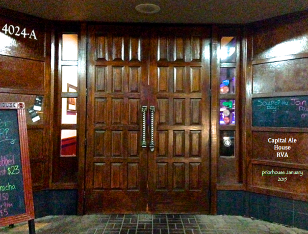 large wooden doors capital ale house richmond virginia priorhouse 2015