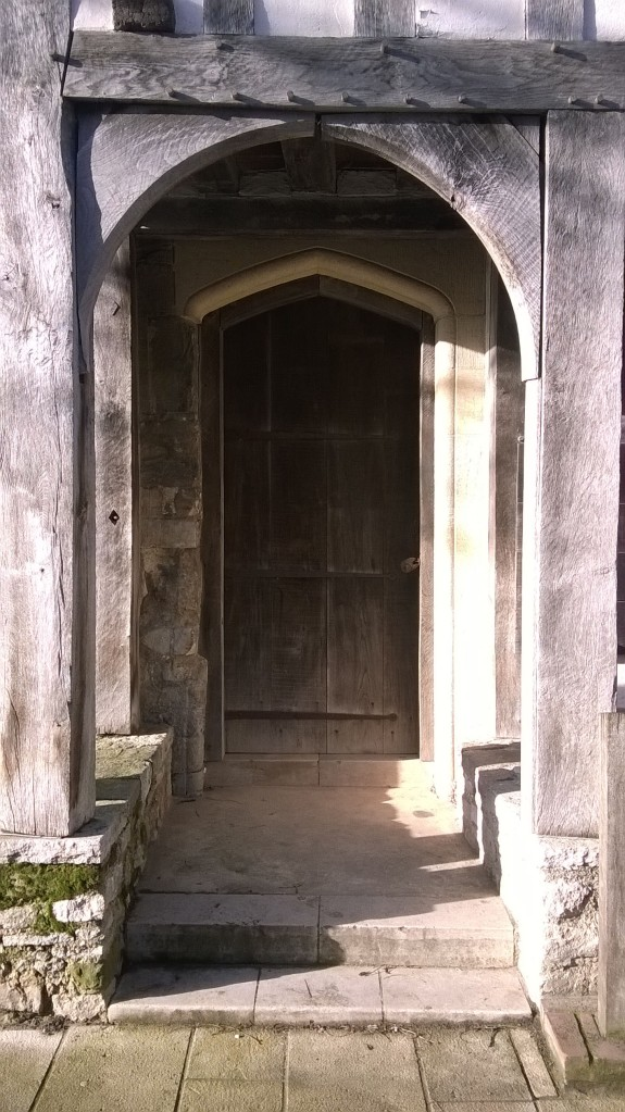 Door in Southampton