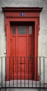 Bergerac Door