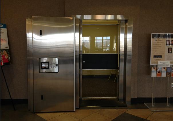 bank vault doors