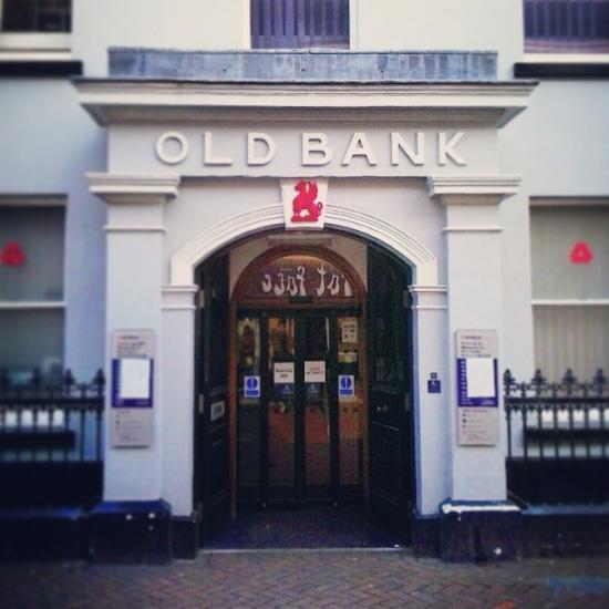 Old Bank, Abergavenny