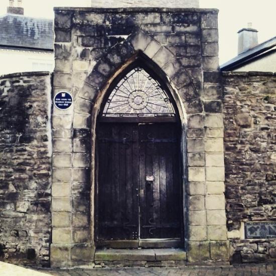 St Johns, Abergavenny
