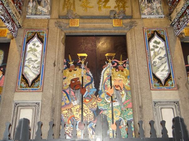 Han Jiang Ancestral Temple, George Town, Penang