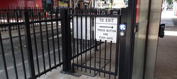 Brisbane Busway Doors
